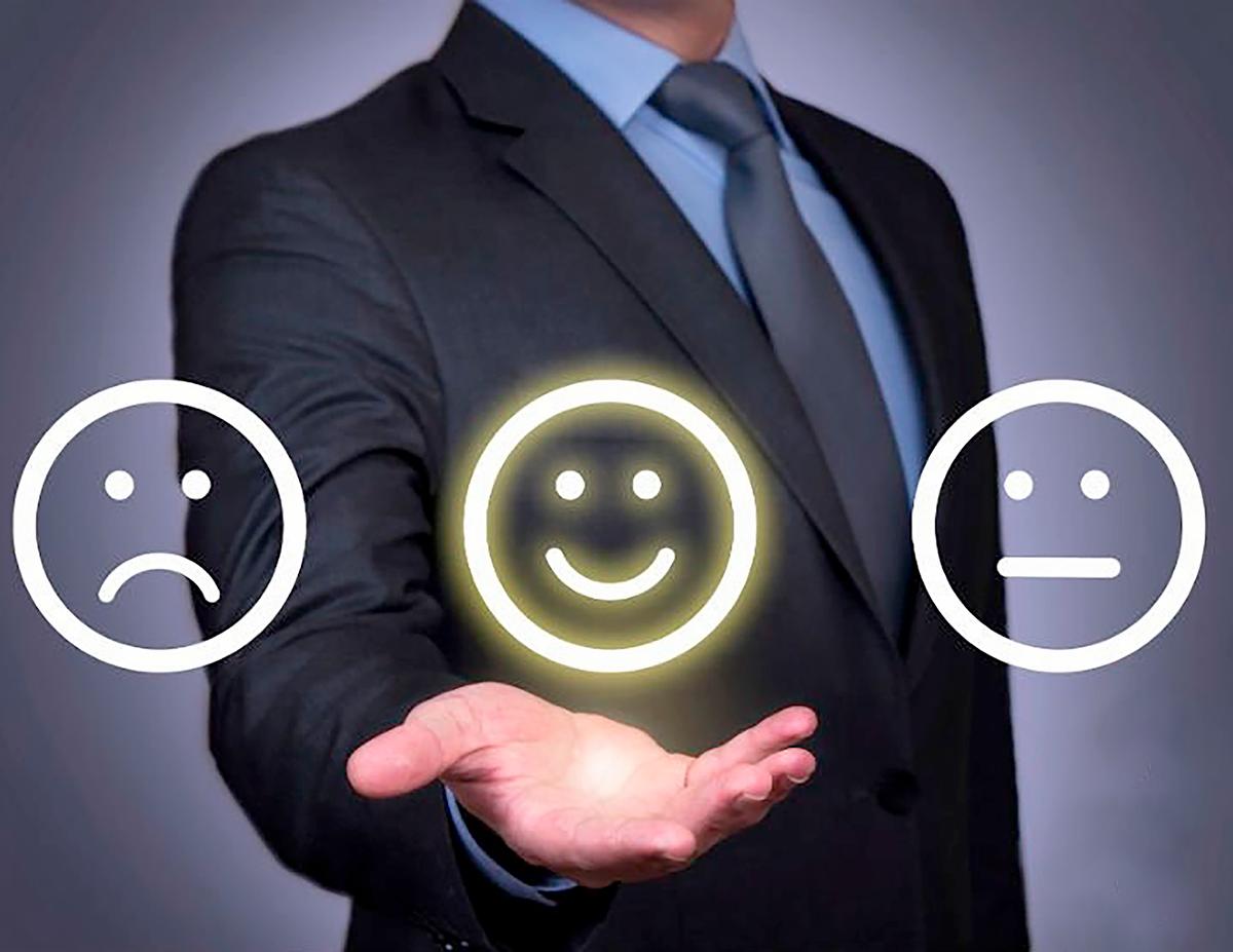 satisfacción de los clientes
