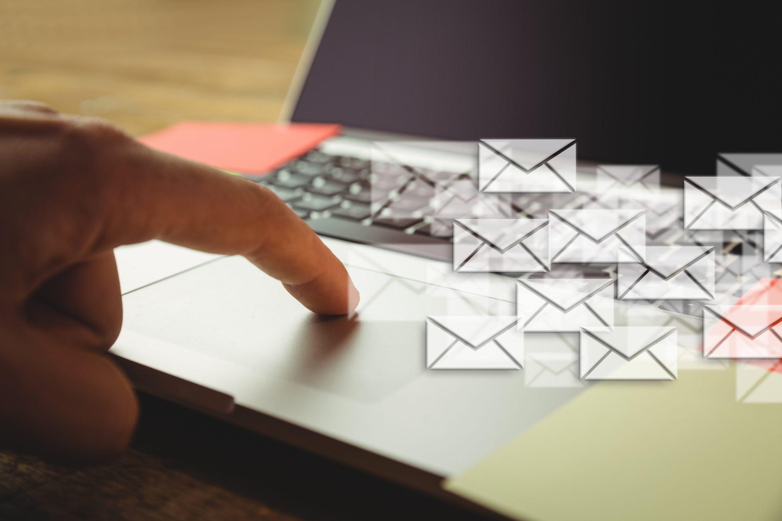 Imagen de como configuración de una cuenta gmail